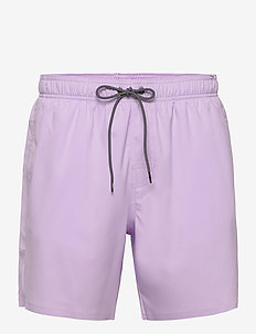 PUMA SWIM MEN MEDIUM LENGTH SWIM SH - swim shorts - purple