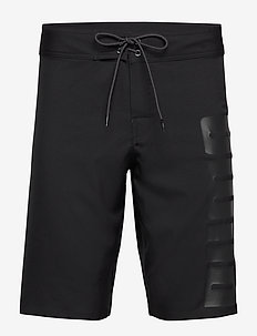 PUMA SWIM MEN LONG BOARD SHORTS 1P - boardshorts - black