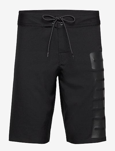 PUMA SWIM MEN LONG BOARD SHORTS 1P - boardshorts - black