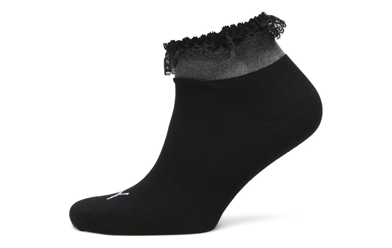 Coton Ruffle Polyester Elastane Black Sg Puma 7 1p 3 88 Polyamide Sock 2 Short qnwFUZ50
