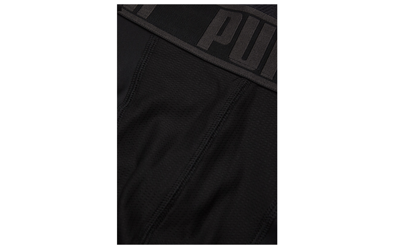 Packed Active Boxer 1p Black Long red Puma ZPwxqfzx