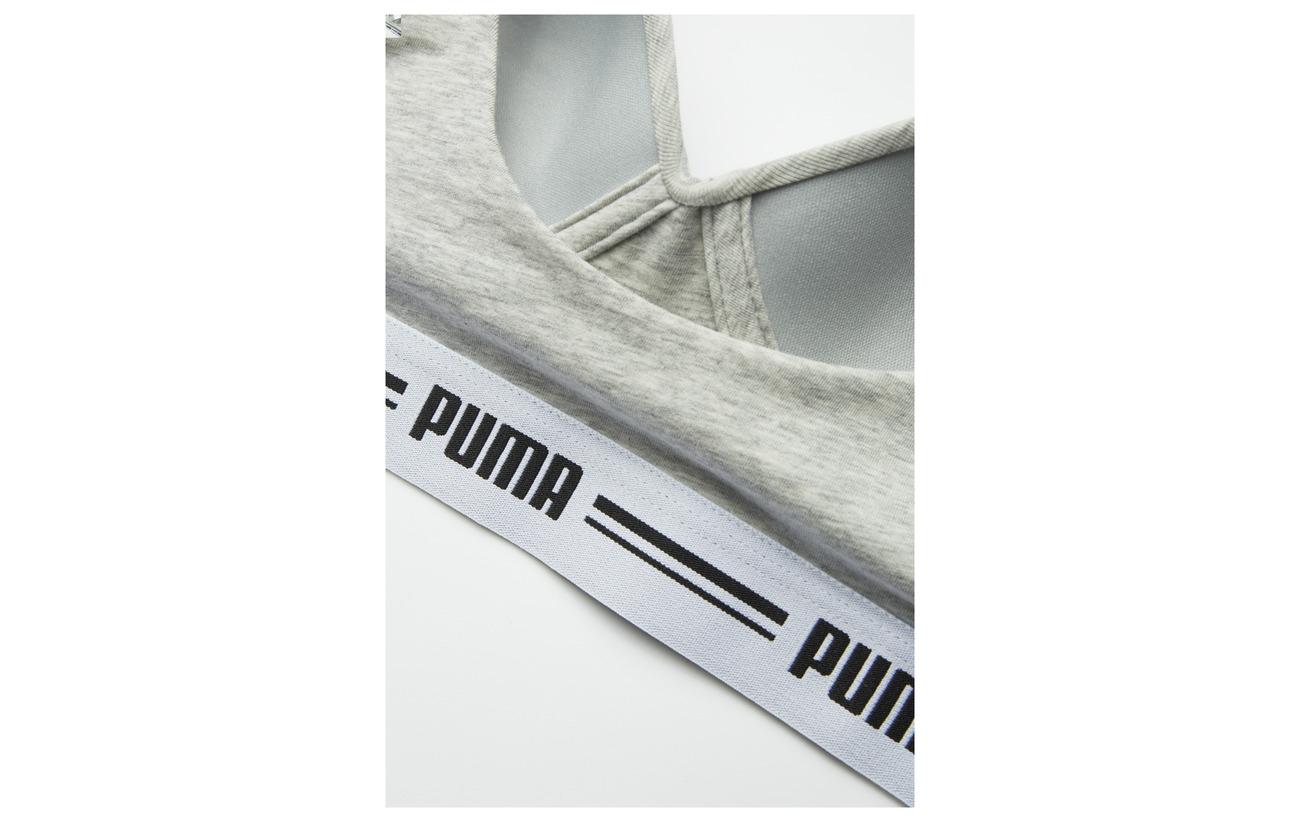 Black Coton 44 1p Iconic Top 12 Modale Padded Elastane Puma gvwICY