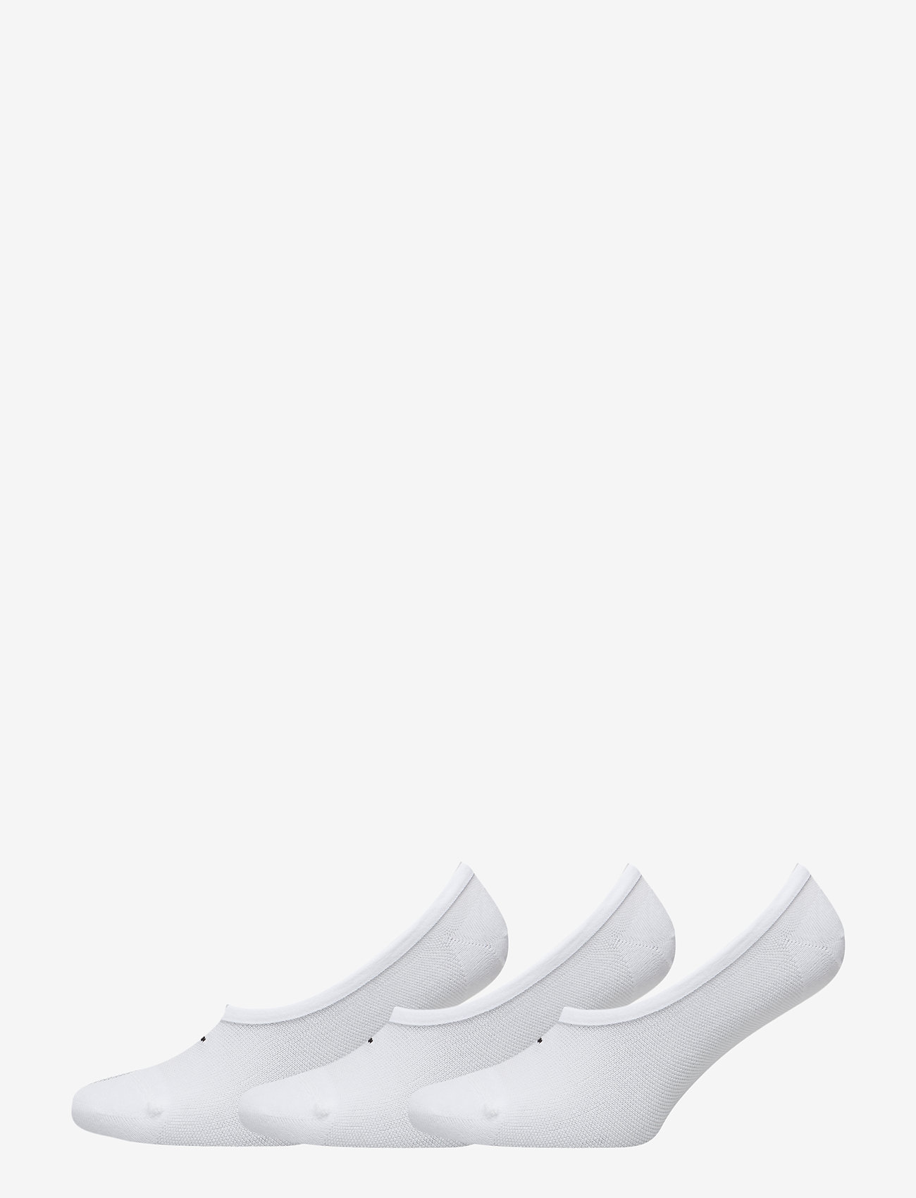 PUMA - PUMA FOOTIE 3P UNISEX - kousen - white - 0