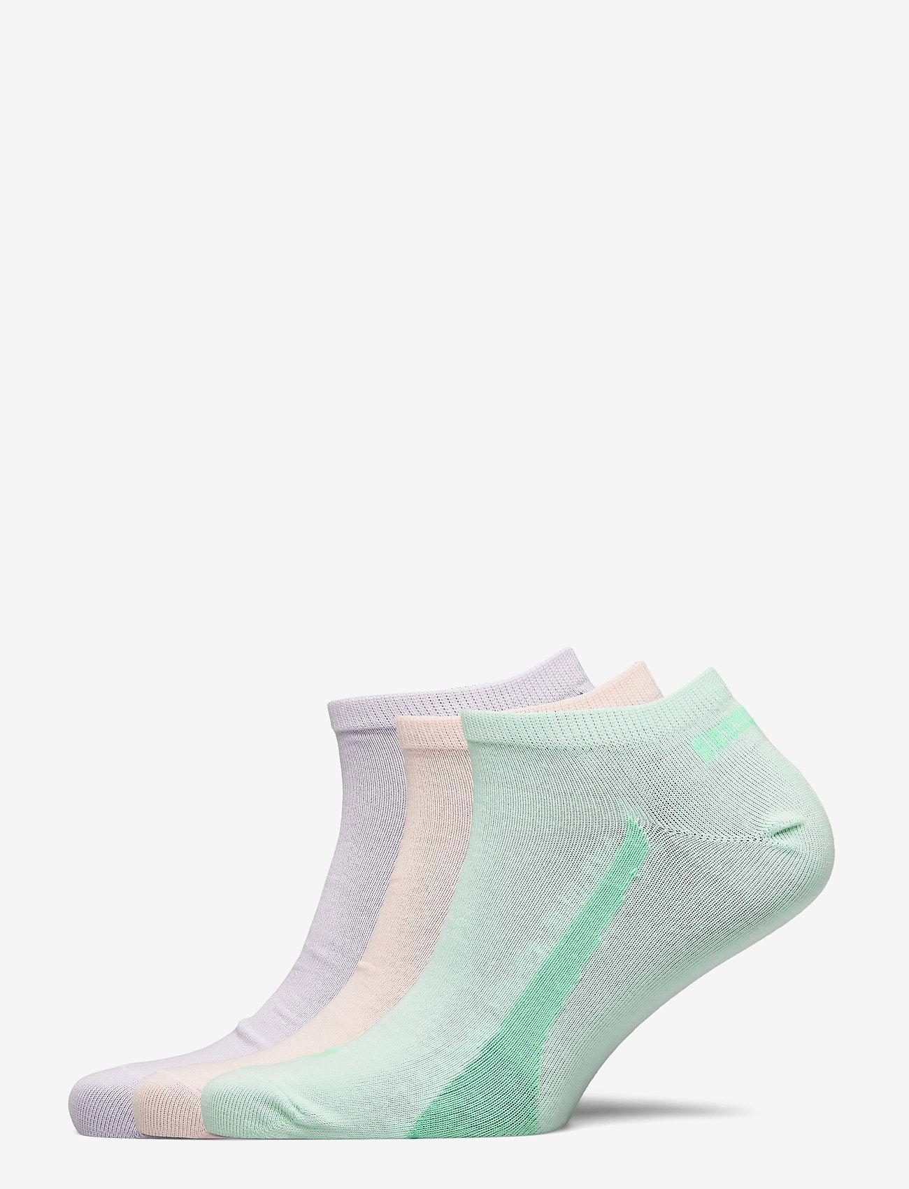 PUMA - PUMA UNISEX LIFESTYLE SNEAKERS 3P - kousen - mixed colors - 0