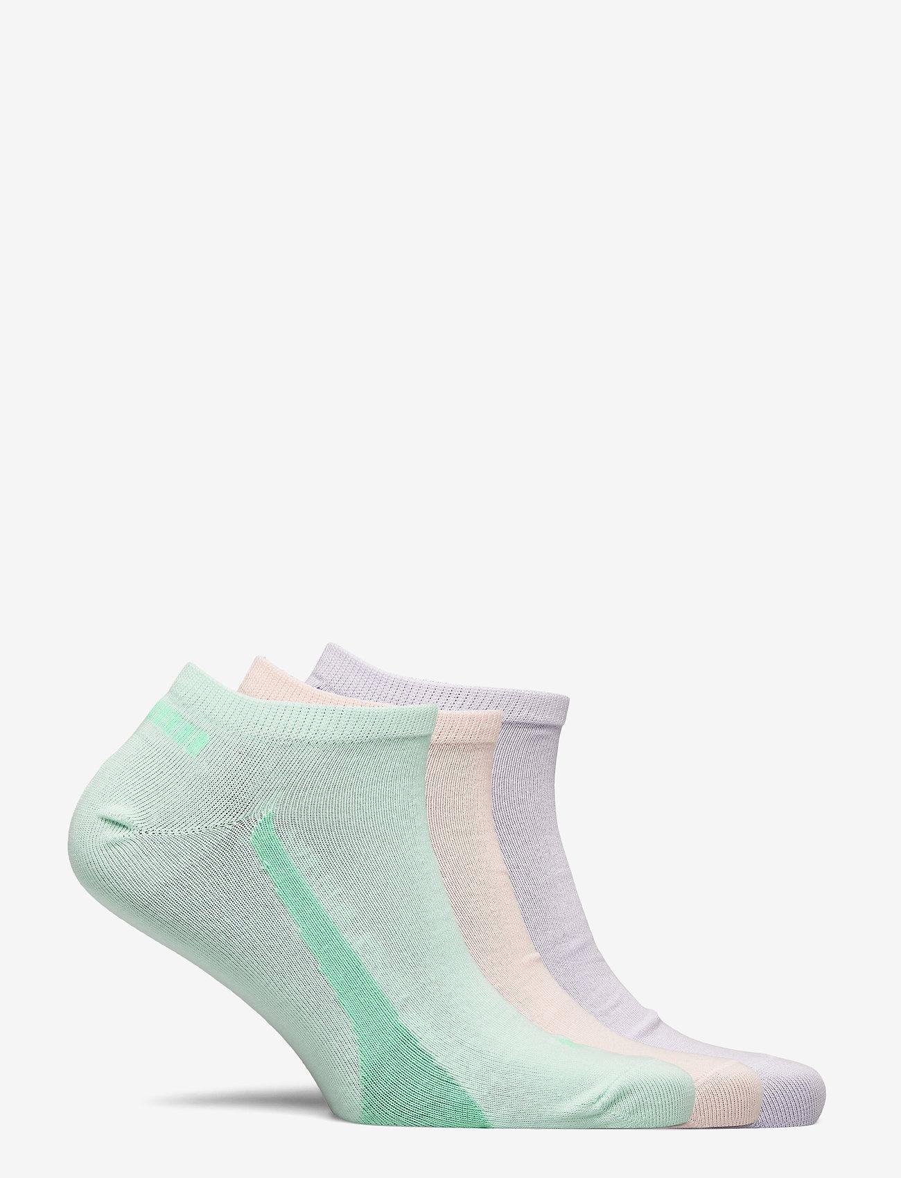 PUMA - PUMA UNISEX LIFESTYLE SNEAKERS 3P - kousen - mixed colors - 1
