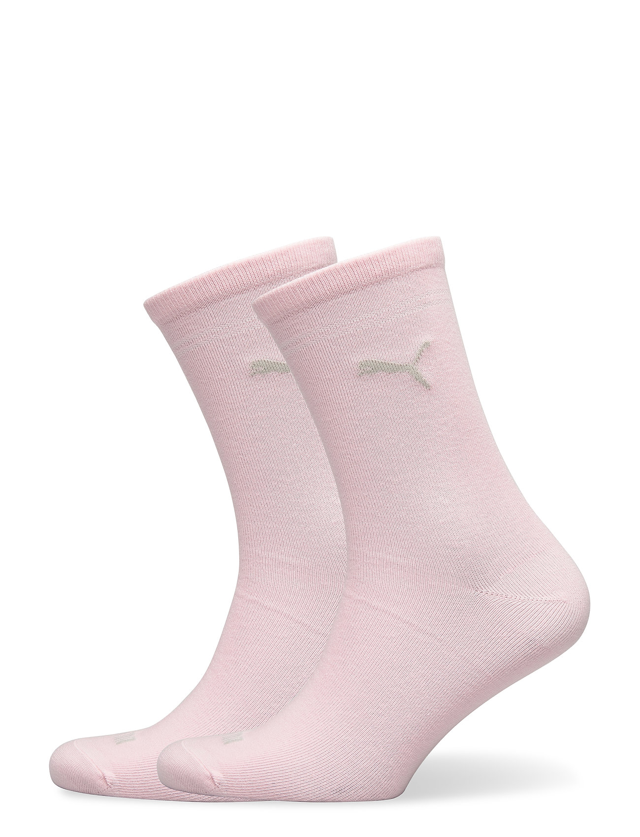 Image of Puma Women Sock 2p Lingerie Socks Regular Socks Lyserød PUMA (3515480533)