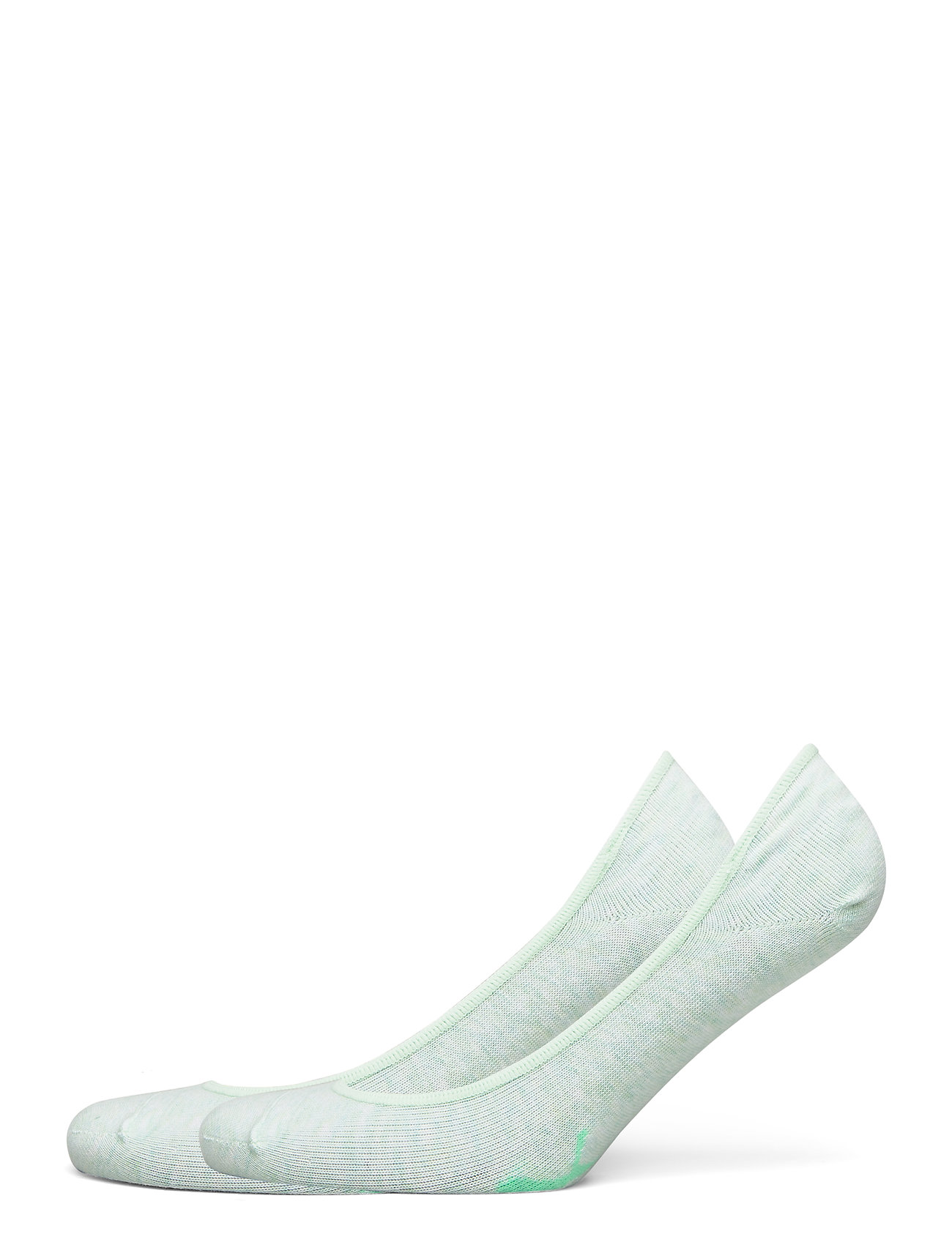 Image of Puma Women Footie 2p Lingerie Socks Footies/Ankle Socks Grøn PUMA (3416363409)