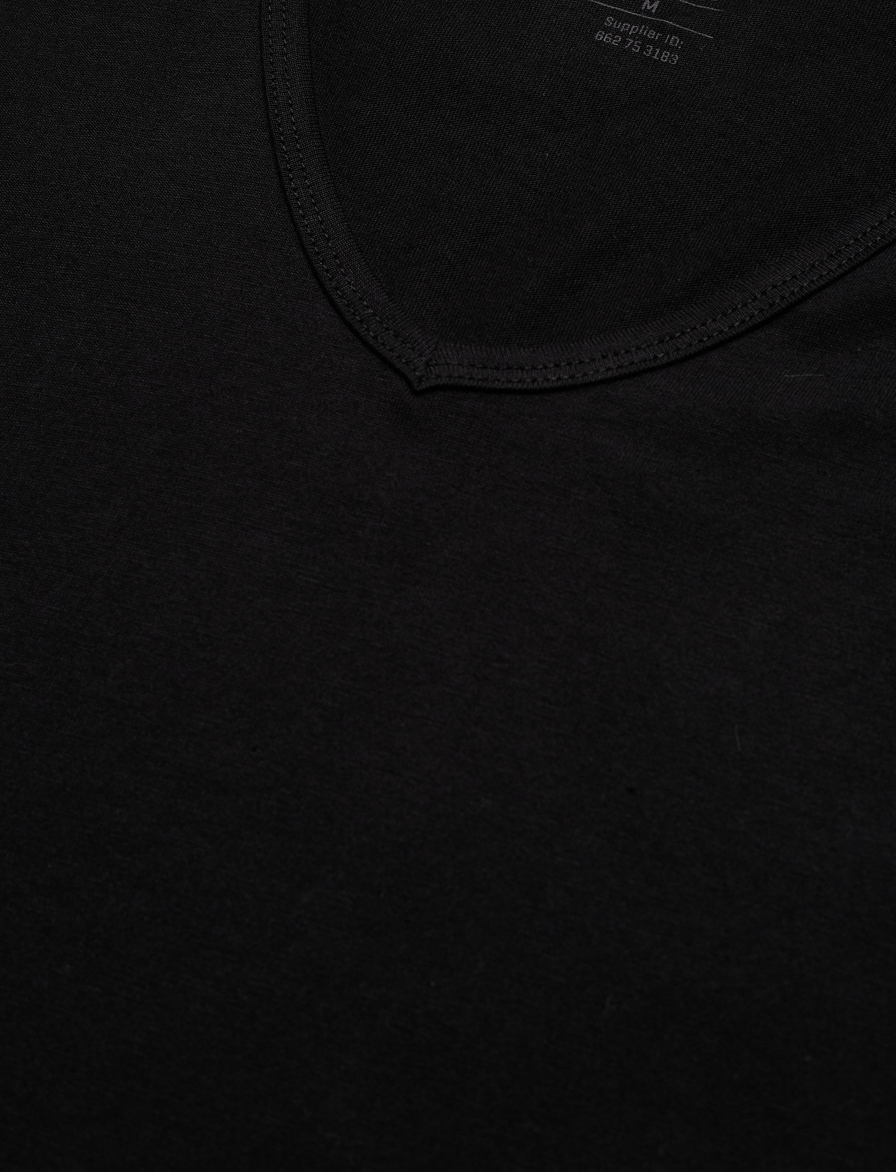 PUMA - PUMA BASIC 2P V-NECK - multipack - black - 1