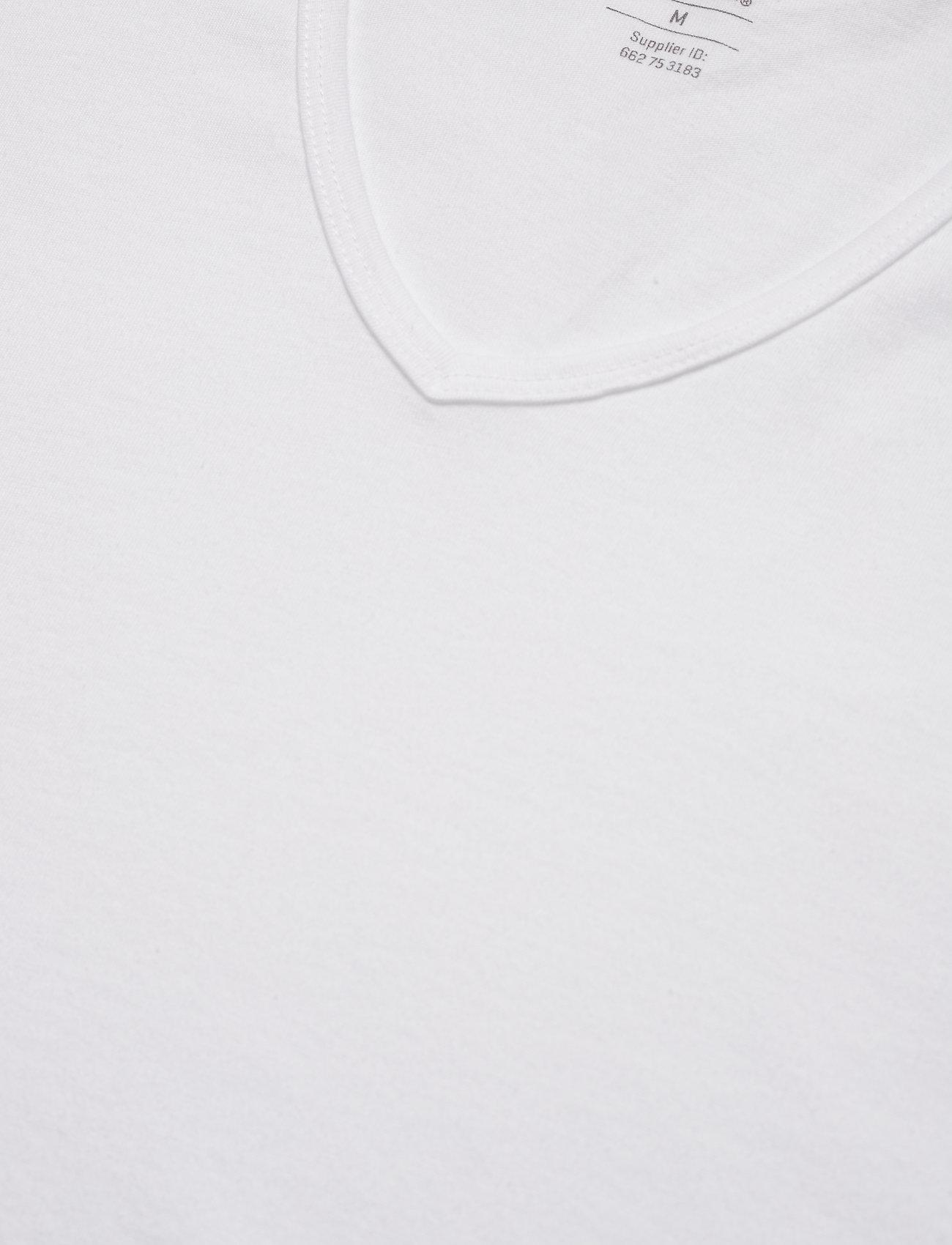 PUMA - PUMA BASIC 2P V-NECK - multipack - white - 1