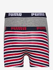 PUMA - PUMA BOYS BASIC BOXER PRINTED STRIP - nederdelar - ribbon red - 3