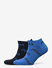 PUMA UNISEX BWT SNEAKER 2P - NAVY / GREY / STRONG BLUE