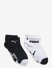 PUMA BABY MINI CATS LIFESTYLE SOCK - NEW NAVY / WHITE