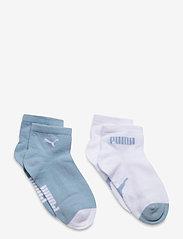 PUMA - PUMA BABY MINI CATS LIFESTYLE SOCK - strumpor - powder blue - 0