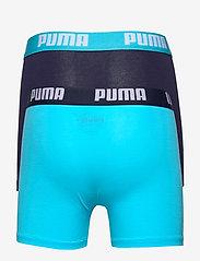 PUMA - PUMA BOYS BASIC BOXER 2P - nederdelar - bright blue - 1