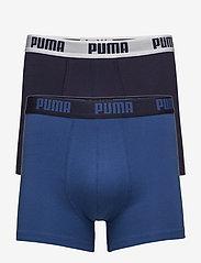 PUMA BASIC BOXER 2P - TRUE BLUE