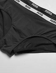 PUMA - PUMA  MICROFIBER HIPSTER 2P HANG - bokserki & szorty - black - 2