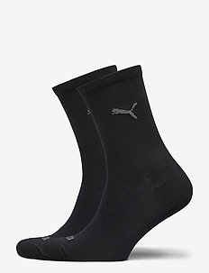 PUMA WOMEN SOCK 2P - sokker - black
