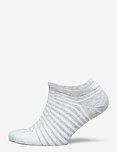 PUMA UNISEX SNEAKER 2P - ankle socks - mint combo