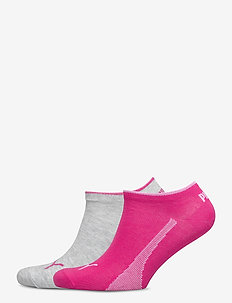 PUMA SNEAKERS 2P UNISEX PROMO - ankelsokker - pink combo