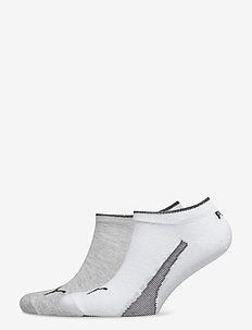 PUMA SNEAKERS 2P UNISEX PROMO - enkelkousen - white / grey