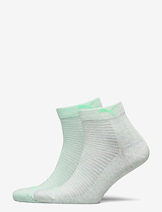 PUMA QUARTER 2P WOMEN - socken - mint combo