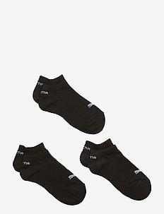PUMA KIDS INVISIBLE 3P - strømper - black
