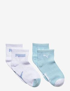 PUMA BABY MINI CATS LIFESTYLE SOCK - skarpetki - powder blue