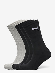 PUMA CREW SOCK 6P - regular socks - black / grey