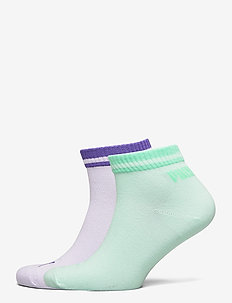 PUMA HERITAGE QUARTER 2P - regular socks - mixed colors