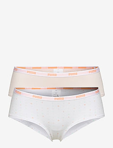 PUMA HIPSTER AOP 2P PACK - hipster & hotpants - mixed colors