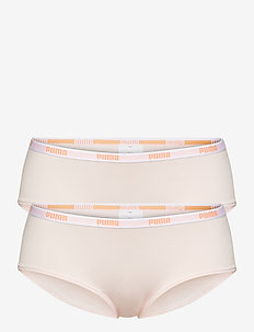 PUMA ICONIC HIPSTER 2P - hipster & boxershorts - light pink