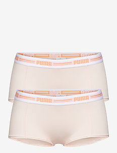 PUMA ICONIC MINI SHORT 2P - hipster & hotpants - light pink