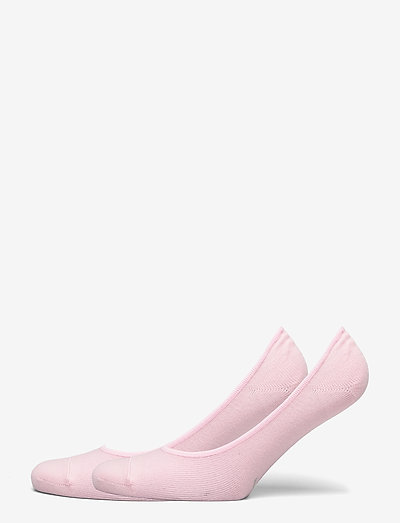 PUMA WOMEN FOOTIE 2P - ankelstrumpor - pink