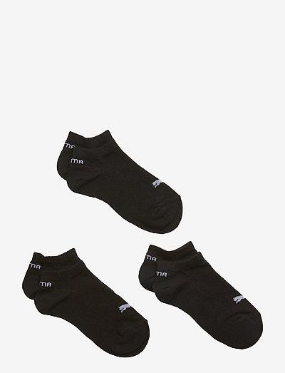 PUMA KIDS INVISIBLE 3P - sokker - black