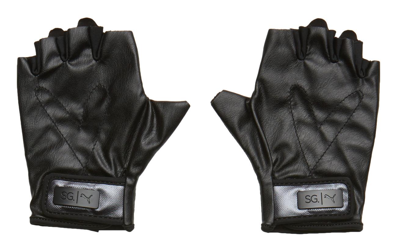 Black Glovespuma Sg Style X Puma JlFc1K