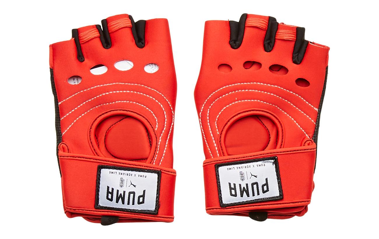 PUMA AL Training Glove - HIGH RISE NRGY RED