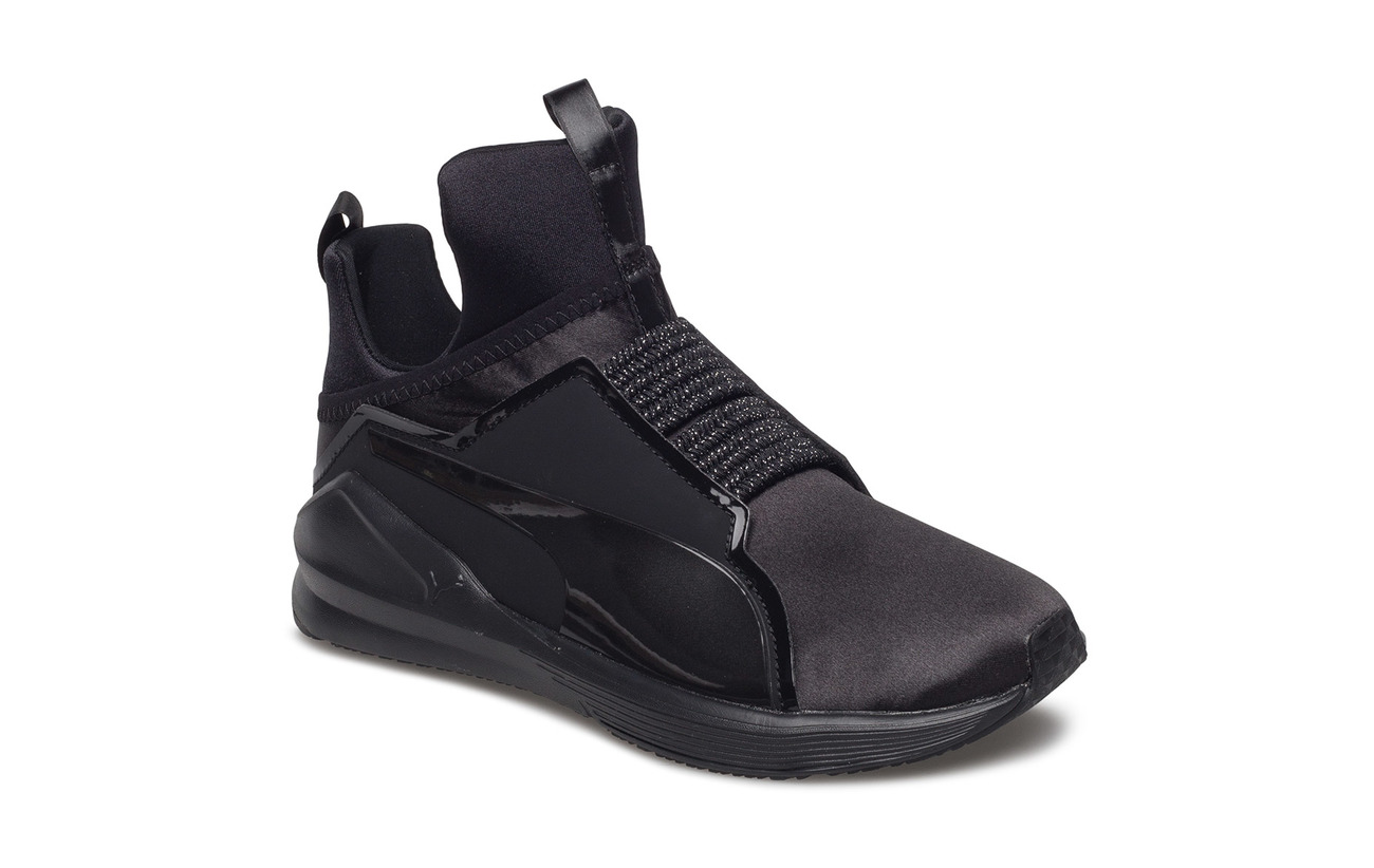 Fierce Satin Ep Wn s (Puma Black-silver) (£62.40) - PUMA -  06e5b7861