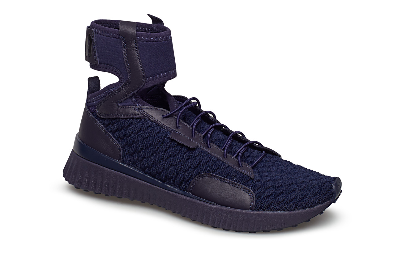 PUMA Fenty Trainer Mid Geo - EVENING BLUE-PUMA BLACK
