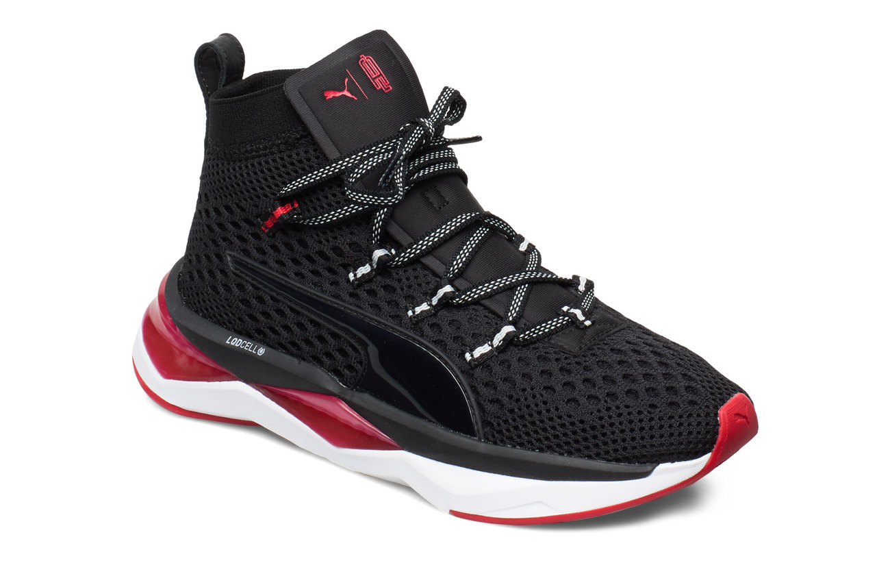 puma black high risk buy clothes shoes