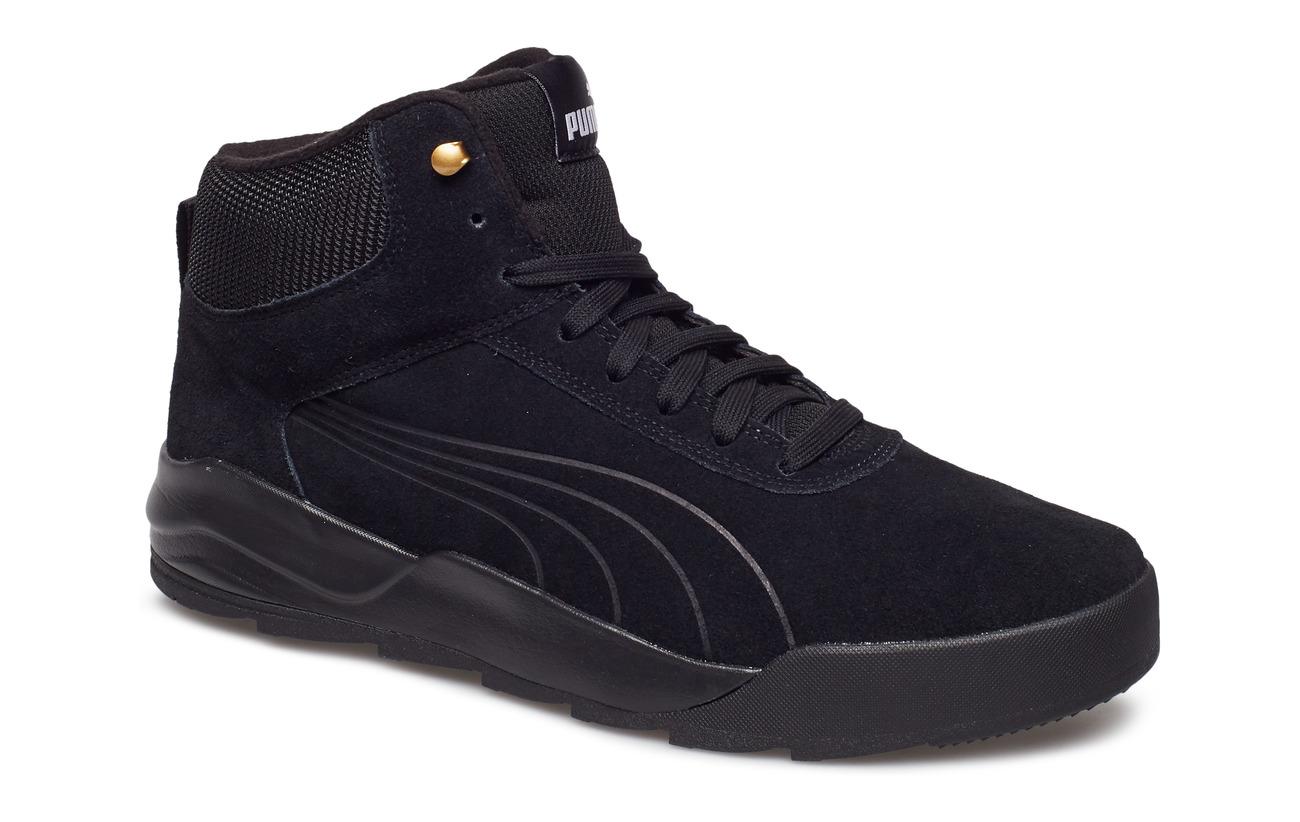 PUMA Desierto Sneaker (Puma Black-puma