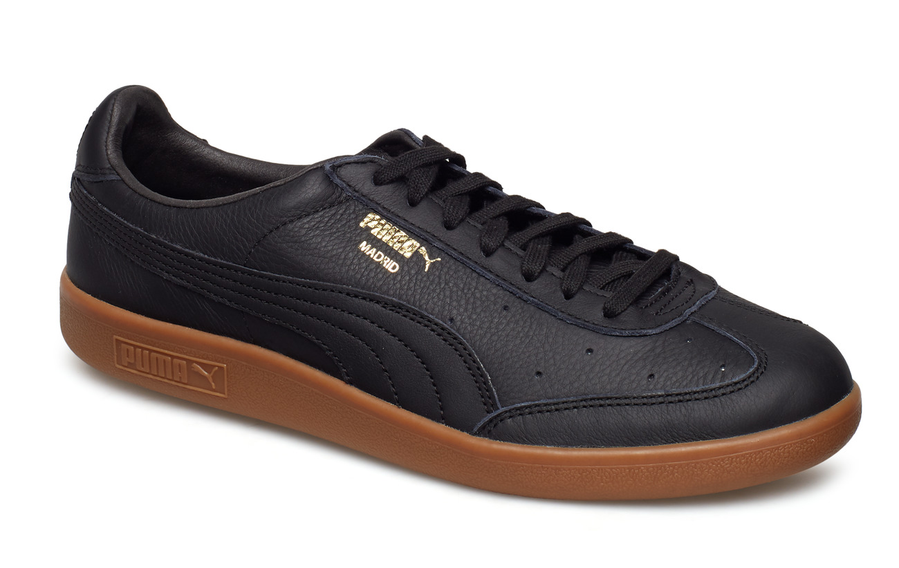 PUMA Madrid Premium - PUMA BLACK-PUMA TEAM GOLD