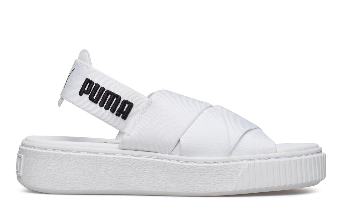 White Platform puma Wn'spuma White Sandal Puma vwPNy8Omn0