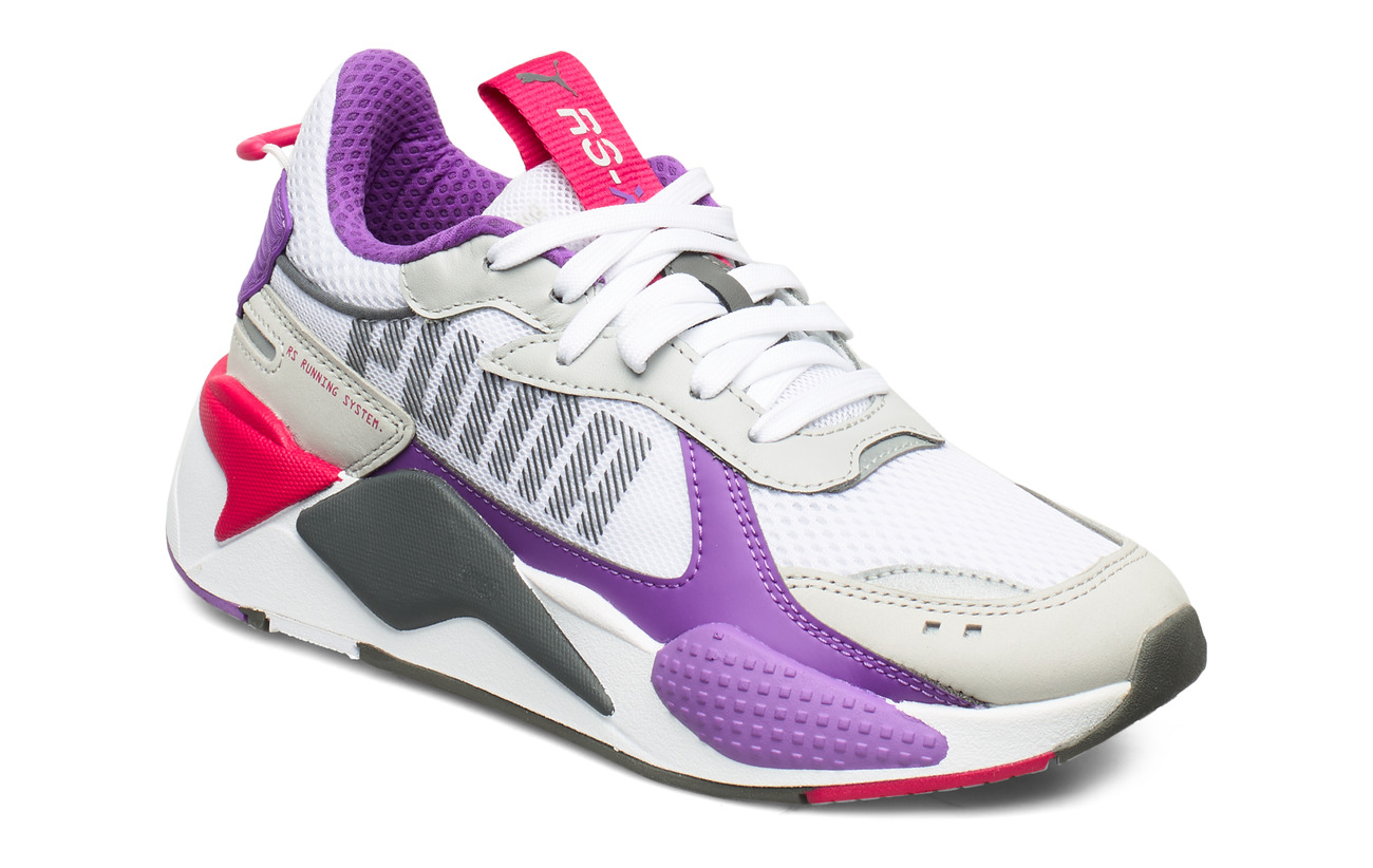 PUMA RS-X Bold - PUMA WHITE-HIGH RISE-ROYAL LILAC