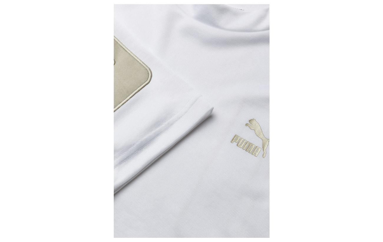 Retro Polyester 00 G Finishing Main Material Regular 105 100 Coton 66 Finishing 00 Peacoat M Satin 34 230 Top 1 Puma Knit Double 2 dwxT0q6Bd