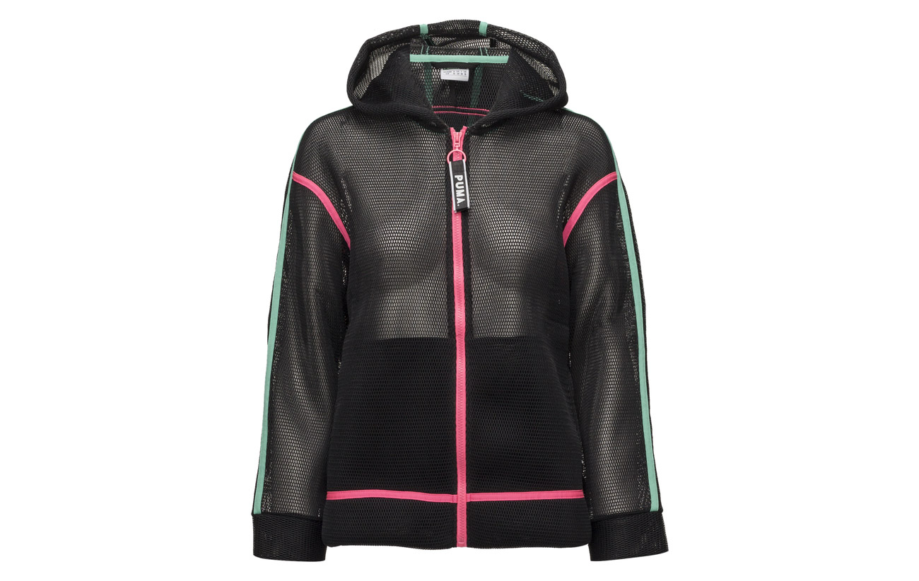 100 Black Fz Équipement Chase Spacer Hoody Polyester Puma FYwCOAqn