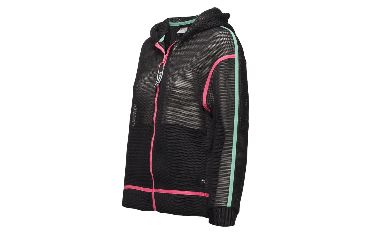 Équipement Spacer Polyester Chase Fz Puma Black Hoody 100 n4HxAwR