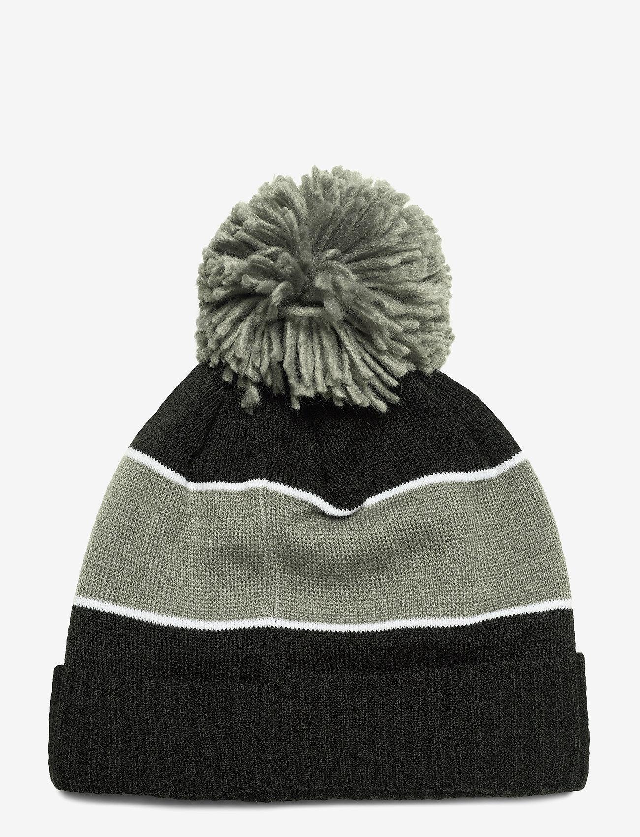 PUMA - PUMA POM Beanie - bonnet - puma black-ultra gray - 1