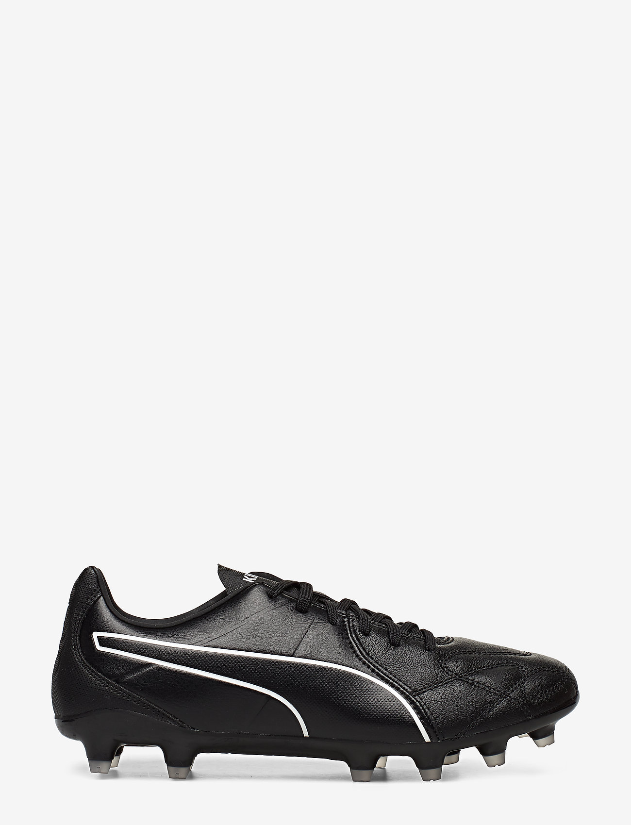 PUMA - KING Hero FG - fotbollsskor - puma black-puma white - 1