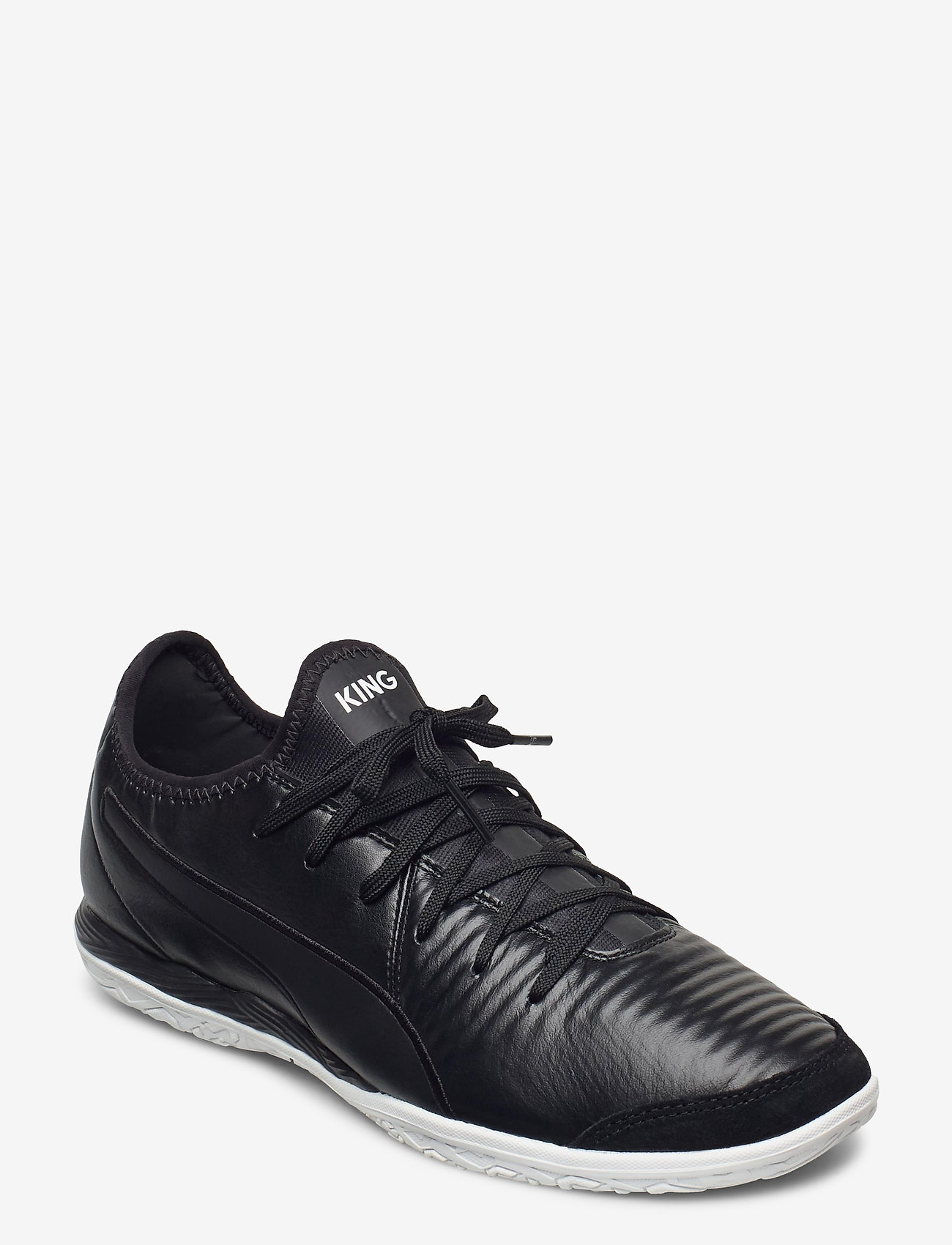 PUMA - KING Pro IT - fotbollsskor - puma black-puma white - 0