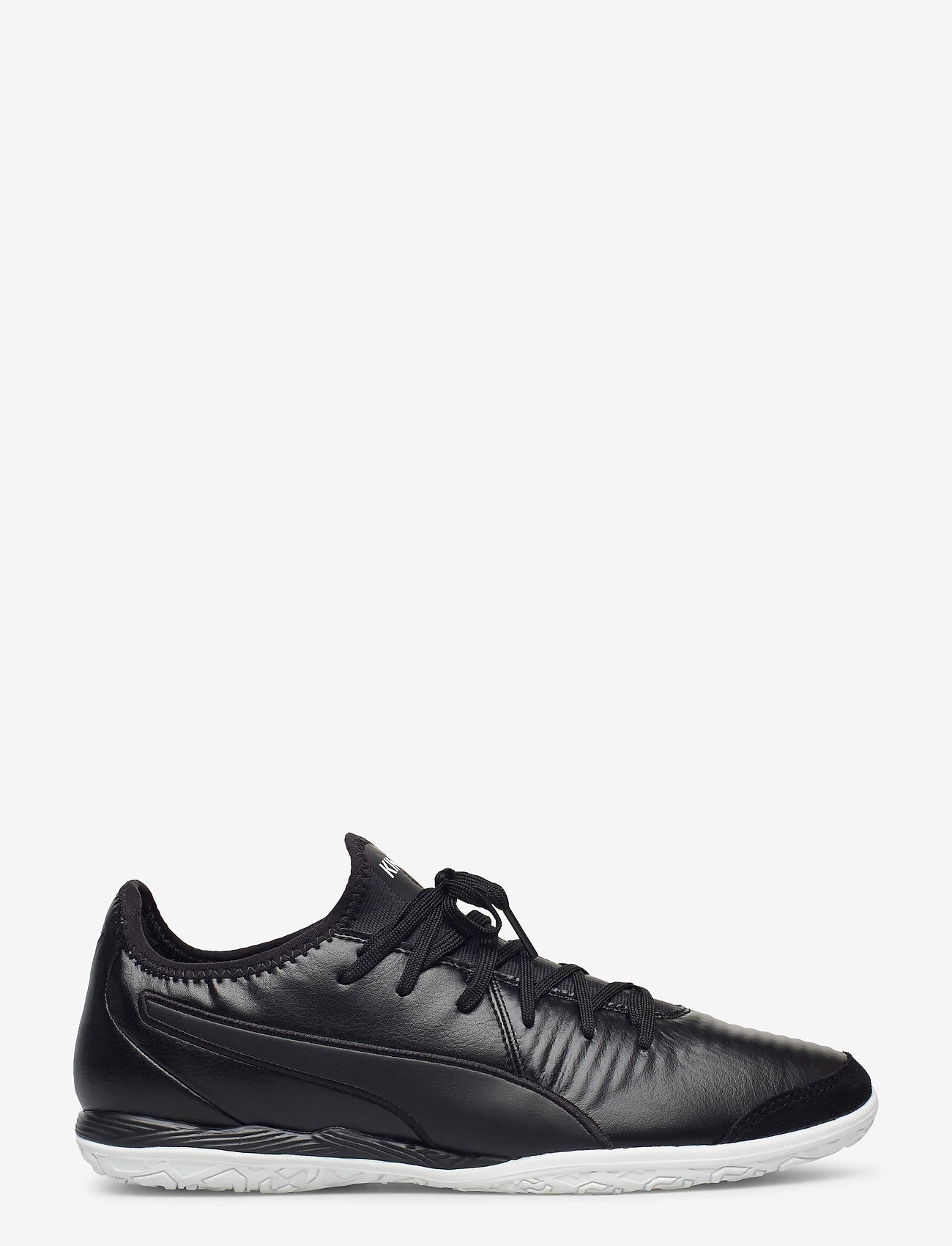 PUMA - KING Pro IT - fotbollsskor - puma black-puma white - 1